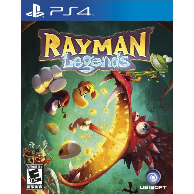Buy Ps4 Rayman Legends Us R1 Cusa 00069 On Singapore