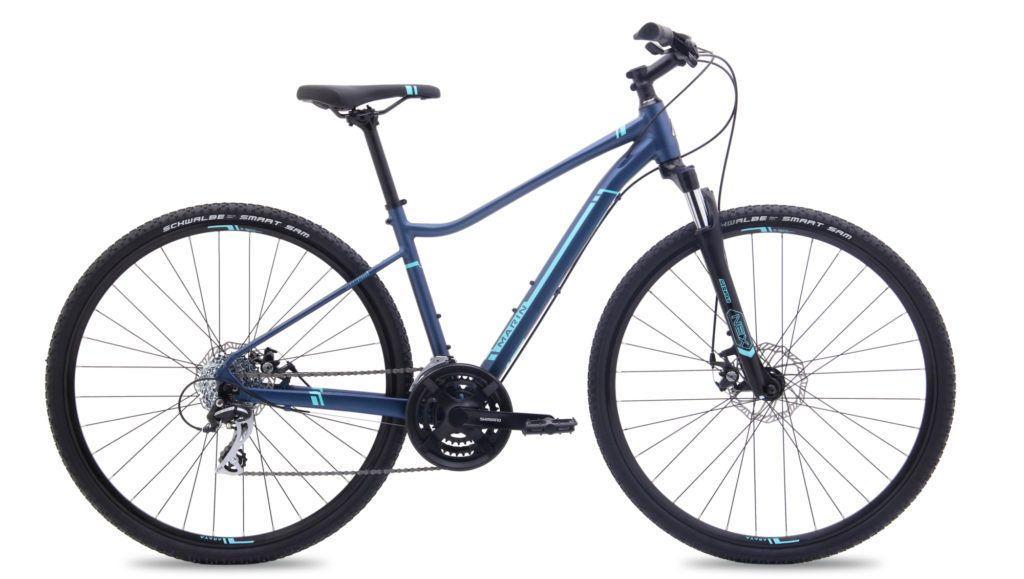 Hybrid Bike San Anselmo Ds2 700c Size: Small(satin Blue) By Rodalink.