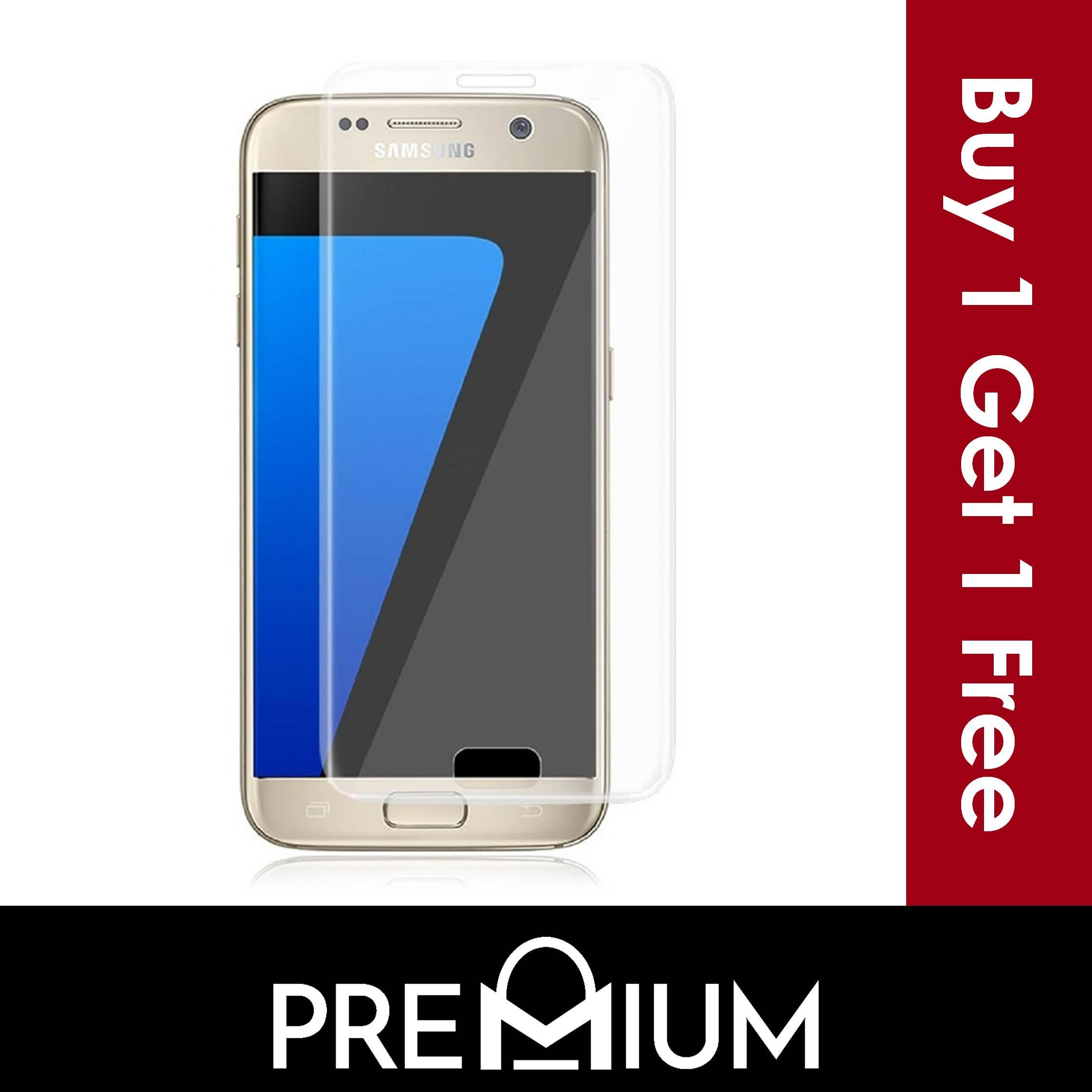 [BUY 1 FREE 1] Tempered Glass Screen Protector For Samsung Galaxy S3 S4 S5