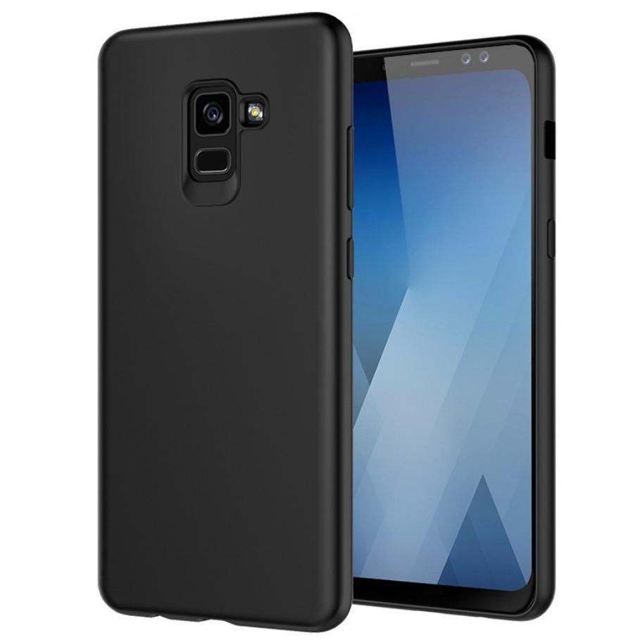 Get Cheap Black Samsung Galaxy S9 Premium Ultra Slim Fit Matte Precise Case Casing Cover