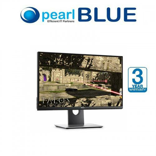 Dell 24 Gaming Monitor S2417DG  Experience gaming like never before w/ professional NVIDIA® G-Sync™