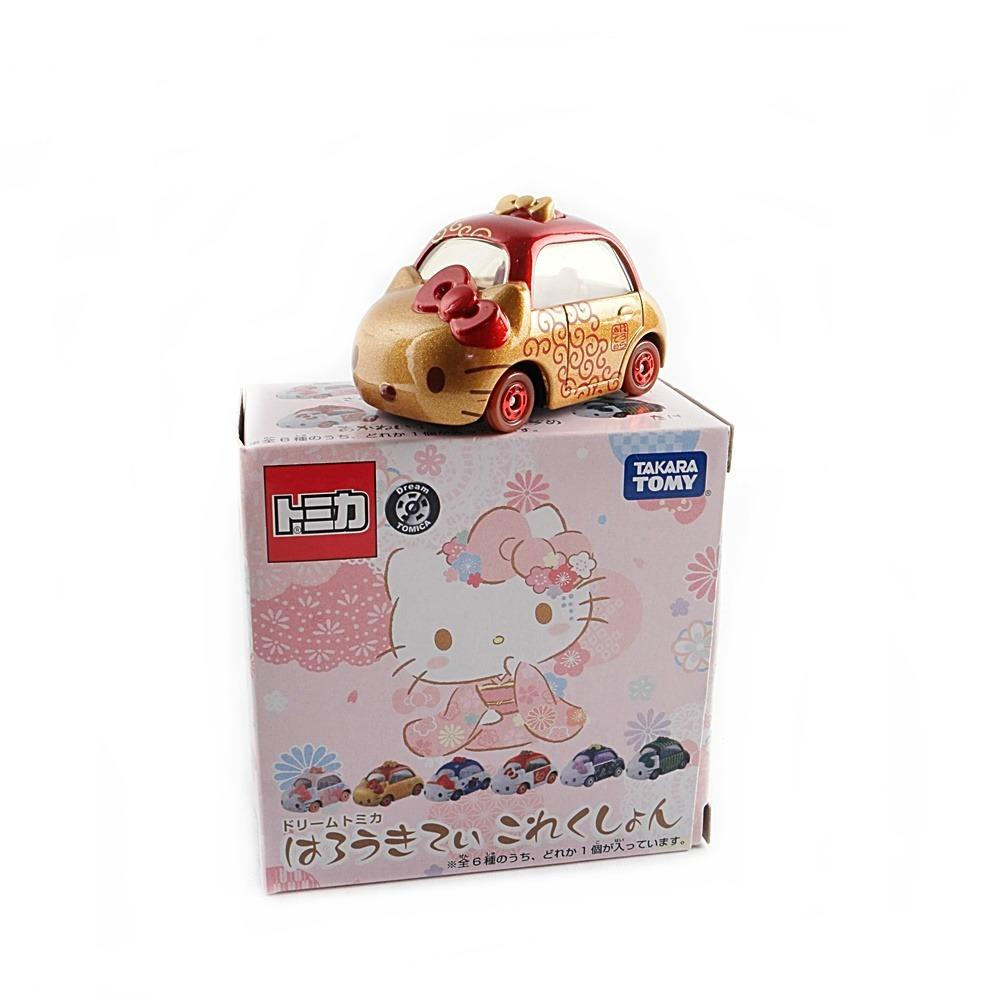 Top Rated Takara Tomy Limited Edition Sakura Hello Kitty Gold