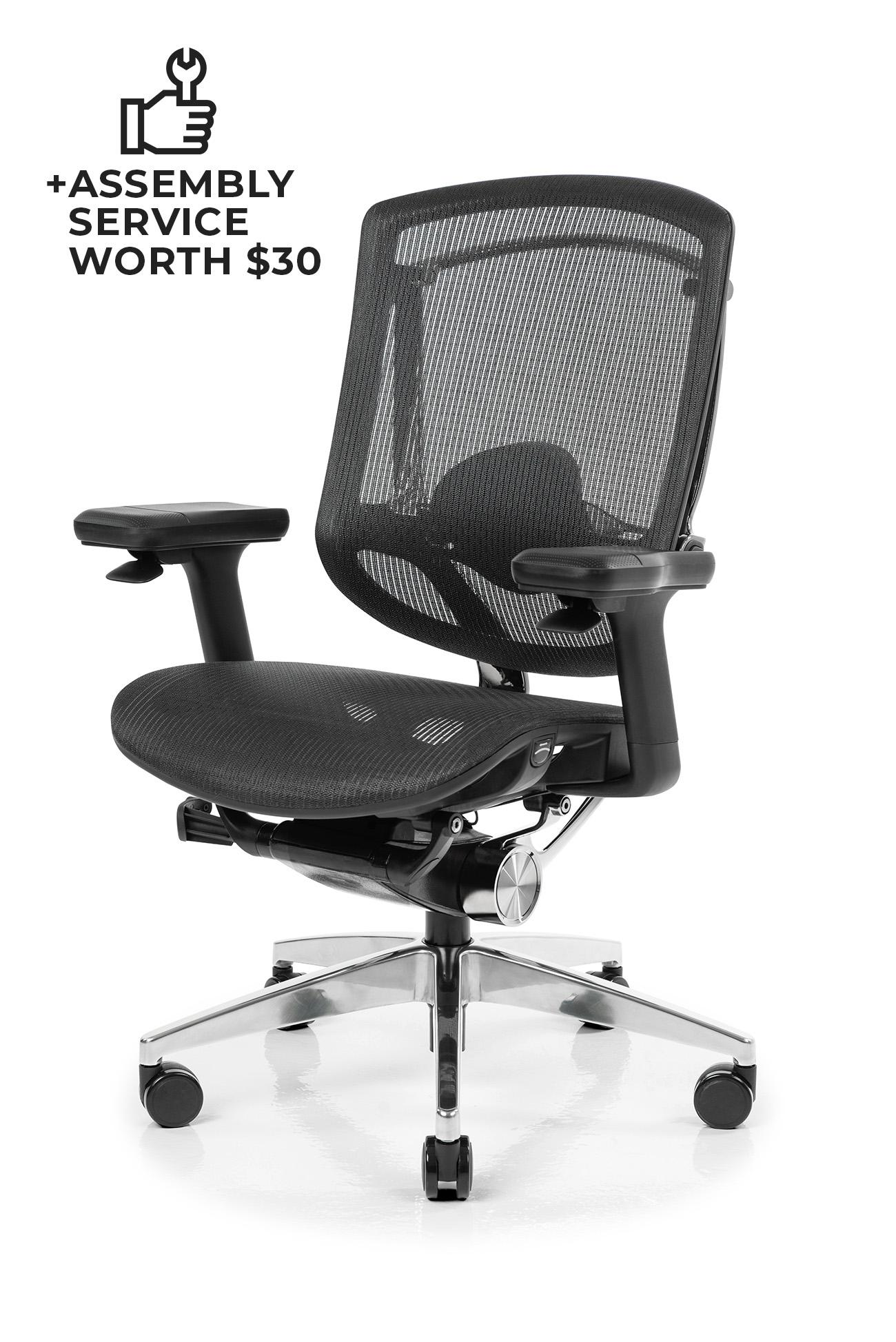 NeueChair™  Ergonomic Office Computer Chair (Subsidiary of Secretlab)