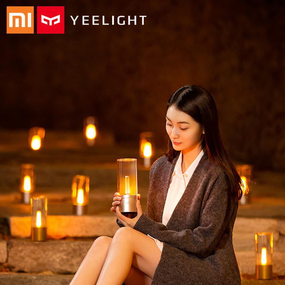 ORIGINAL Yeelight YLFW01YL Smart Candela Light (WARM WHITE LIGHT ) Singapore