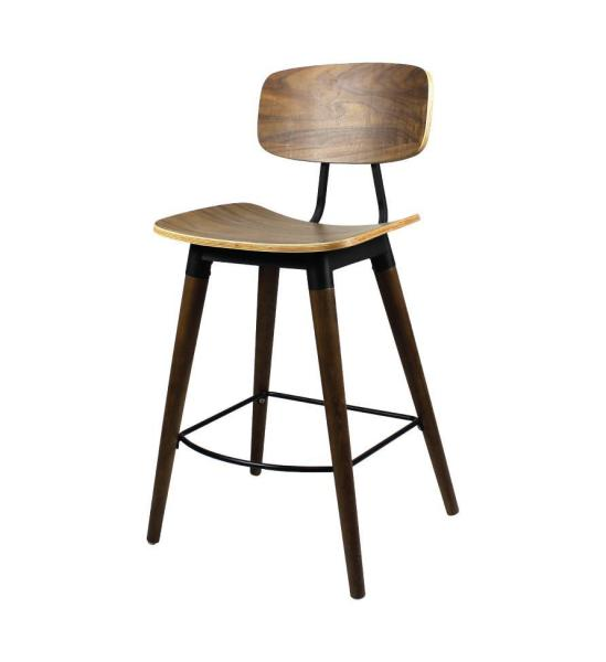 COPINE BAR CHAIR (Natural Ash Wood)