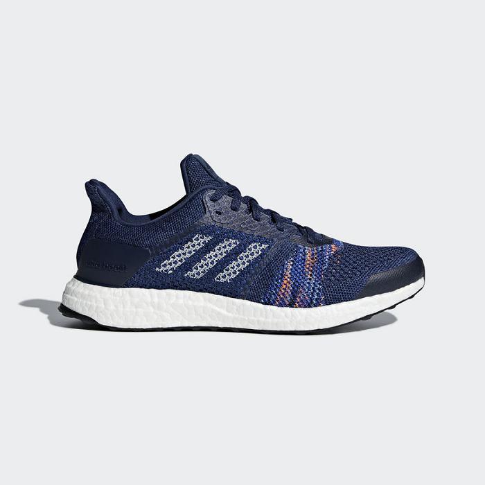 ADIDAS ULTRABOOST ST M Men Shoes (NOBINDFTWWHTCONAVY) CQ2146