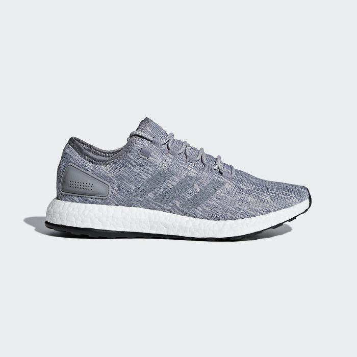 34902522c3b75e ADIDAS PUREBOOST - Men Shoes (Grey) BB6278