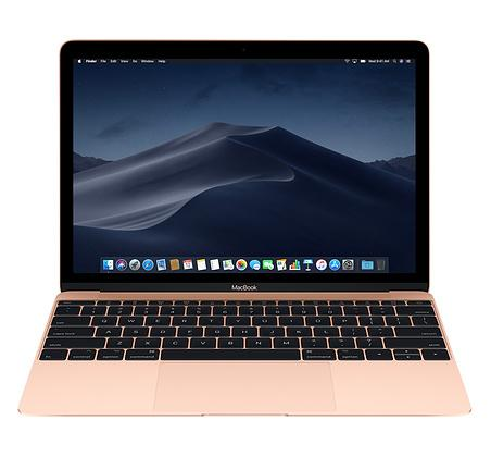 Apple MacBook 12-inch: 1.2GHz dual-core Intel Core m3, 256GB