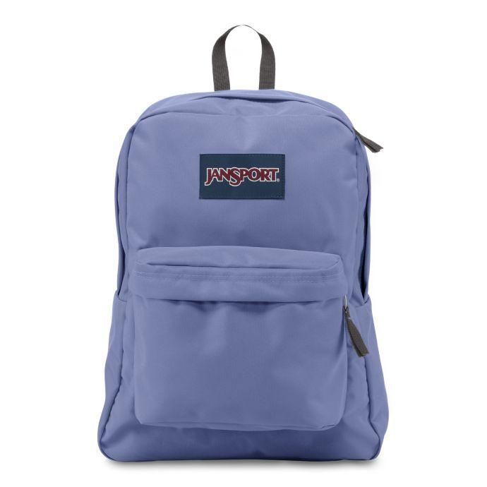 Jansport Superbreak Backpack Bleached Denim 77ebb7d62421b