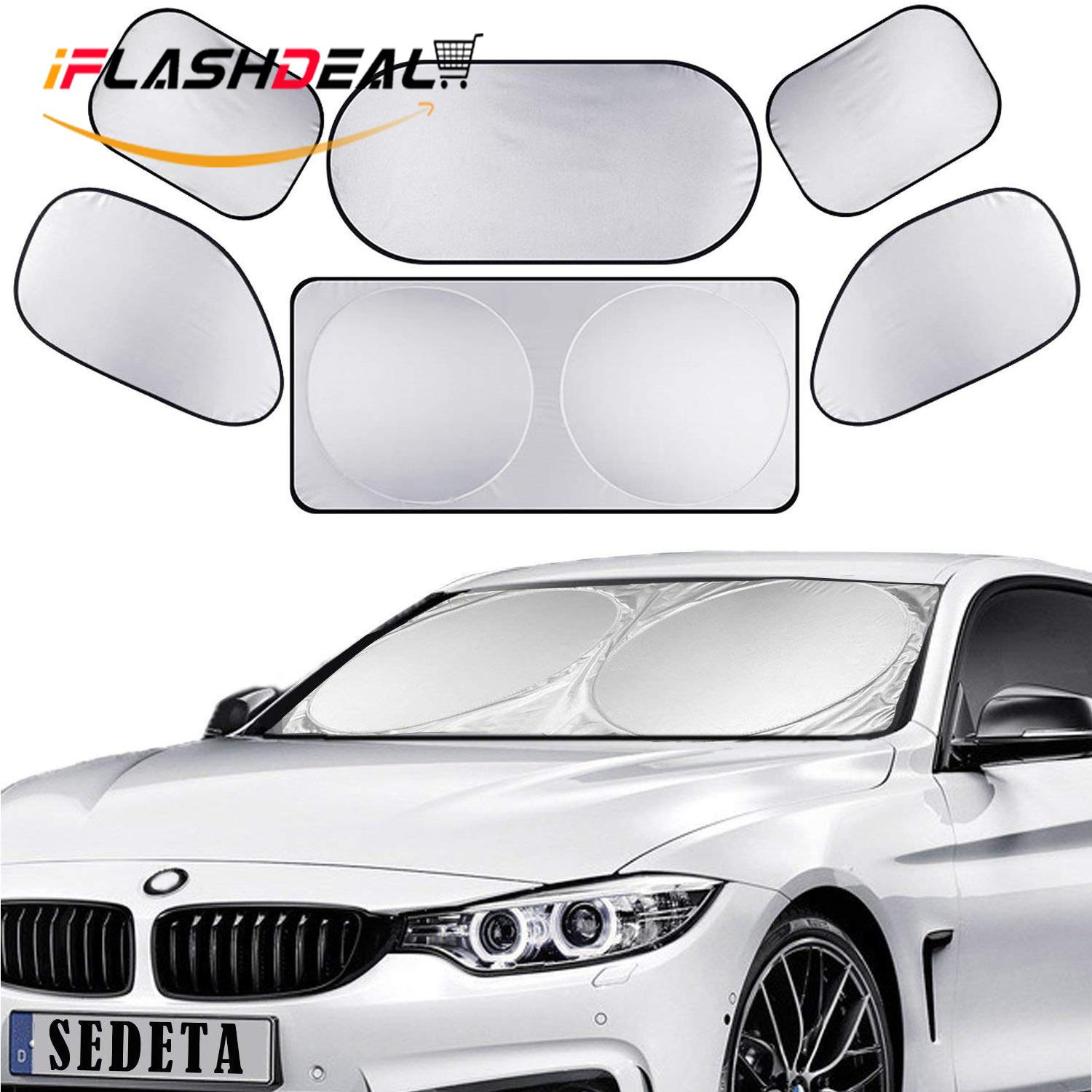 Buy Moto Sun Protection Car Sun Shade Lazada Sg