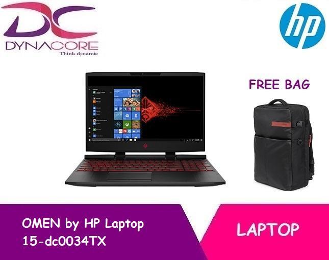 OMEN by HP Laptop 15-dc0034TX