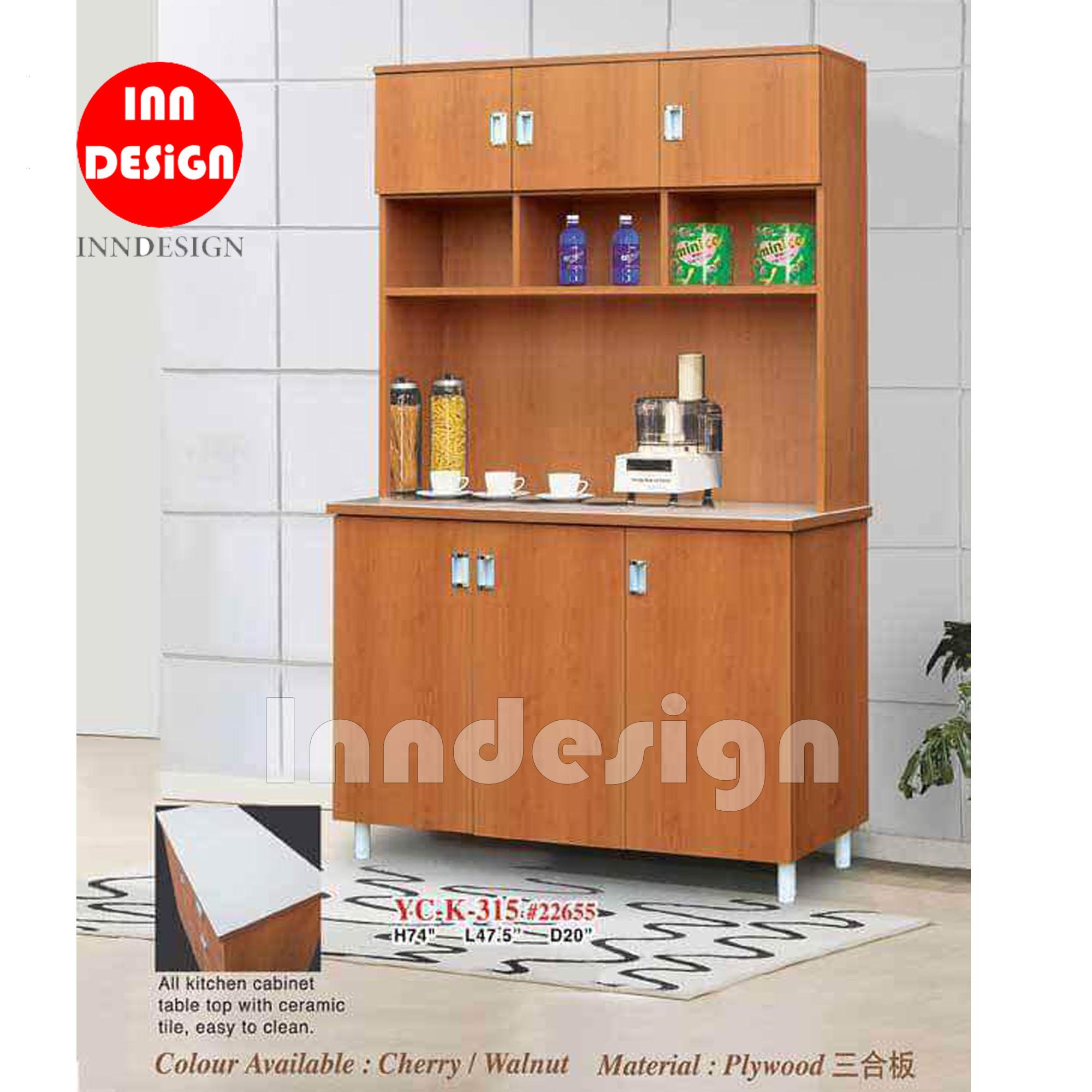 Samuel Kitchen Cabinet (Free Delivery and Installation)