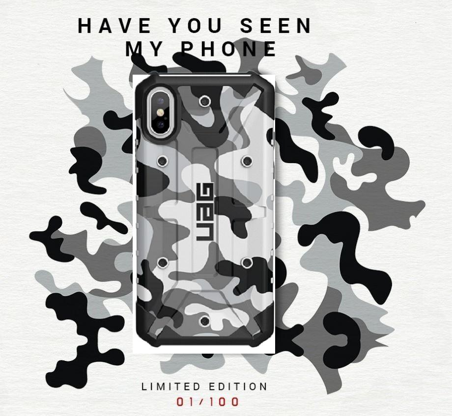 separation shoes 43d3e 76cfe UAG PATHFINDER IPHONE X CASE LIMITED EDITION CAMO SERIES (While Stock Last)  Compatible with iPhone Xs / iPhone X (5.8-inch)