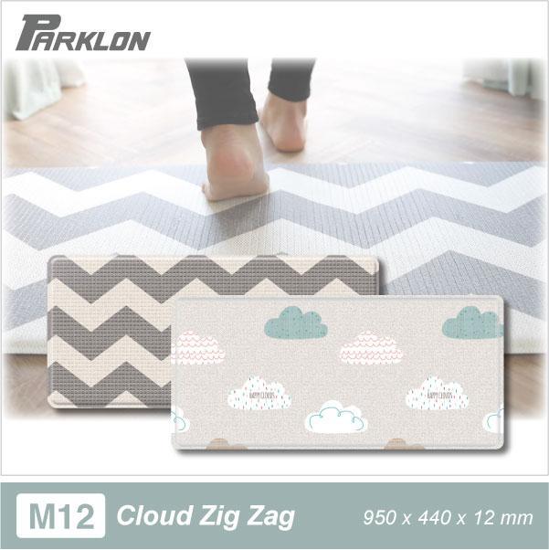 Parklon Multipurpose Mat - Cloud Zig Zag (size M)