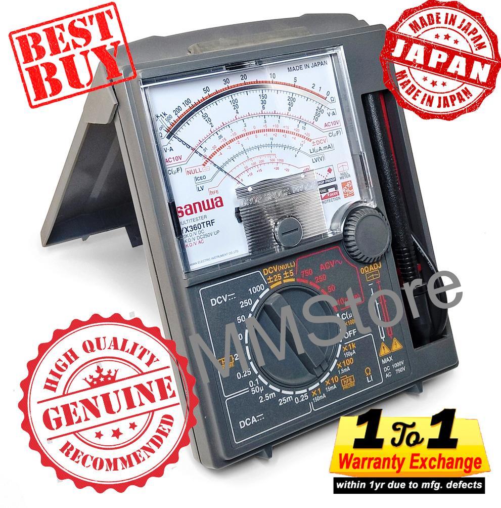The Cheapest Sanwa Analog Multimeter Yx360Trf Online