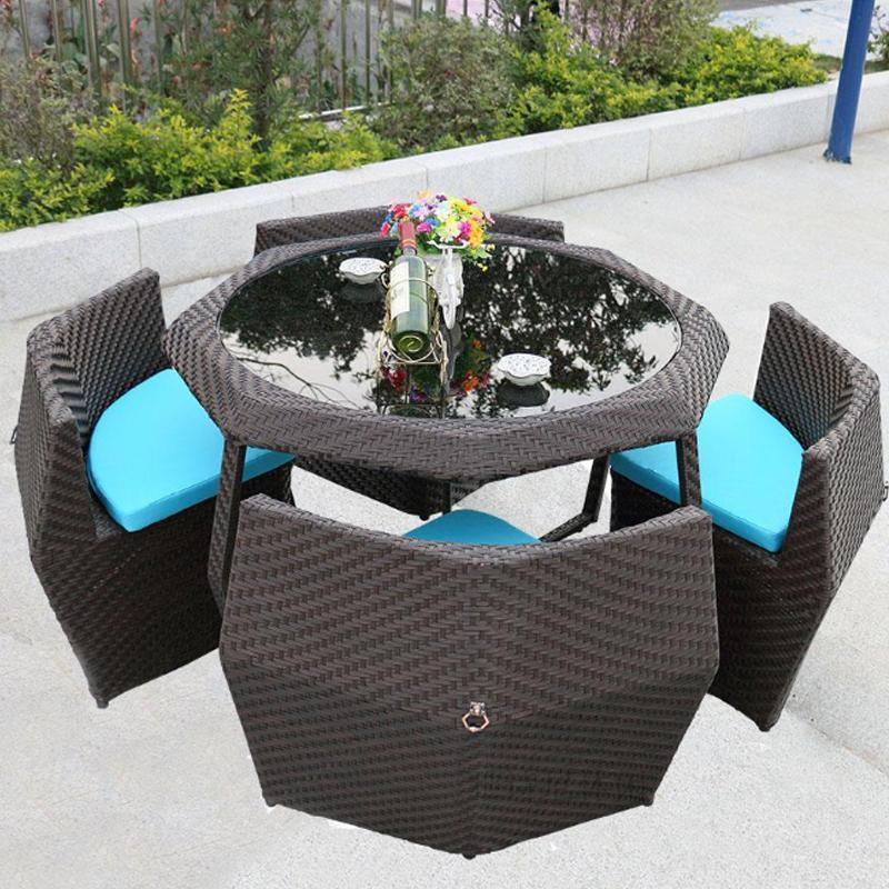 Buy Stylish Outdoor Furniture Table Lazada