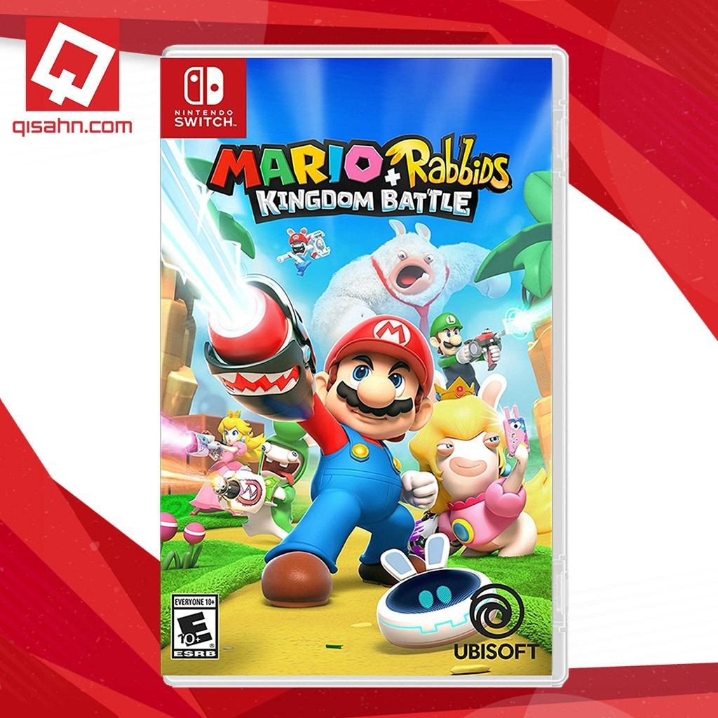Sale Switch Mario Rabbids Kingdom Battle Online Singapore