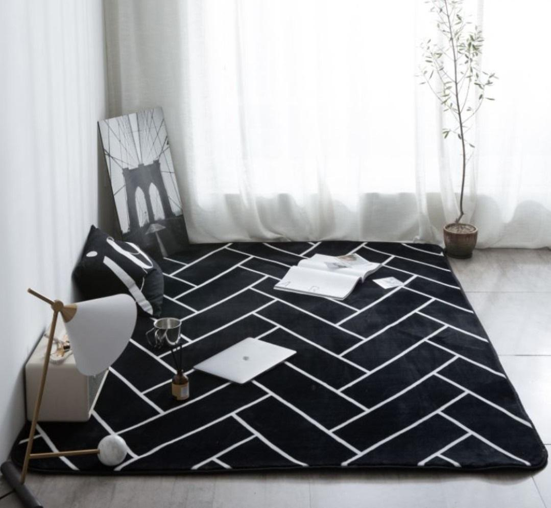 FAST DELIVERYLOCAL SELLERModern Nordic carpet living room ★190 *230cm★ Anti Slip Carpet ★