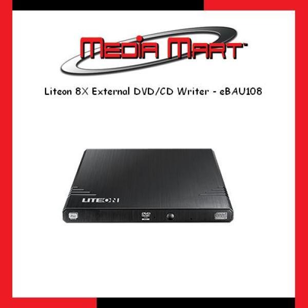 Liteon 8X External DVD/CD Writer - eBAU108