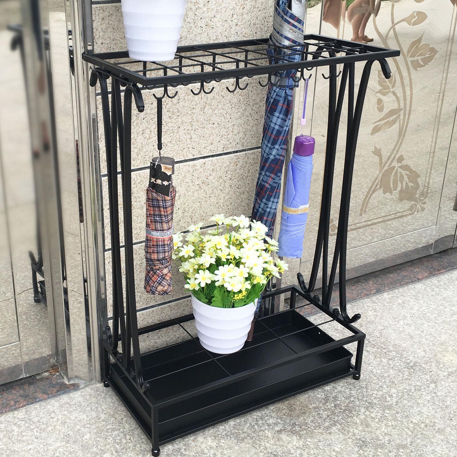 Metal Umbrella Stand - FC10OFFSOL