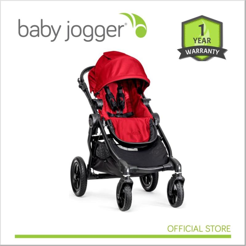 Baby Jogger City Select Red (Black Frame) Singapore