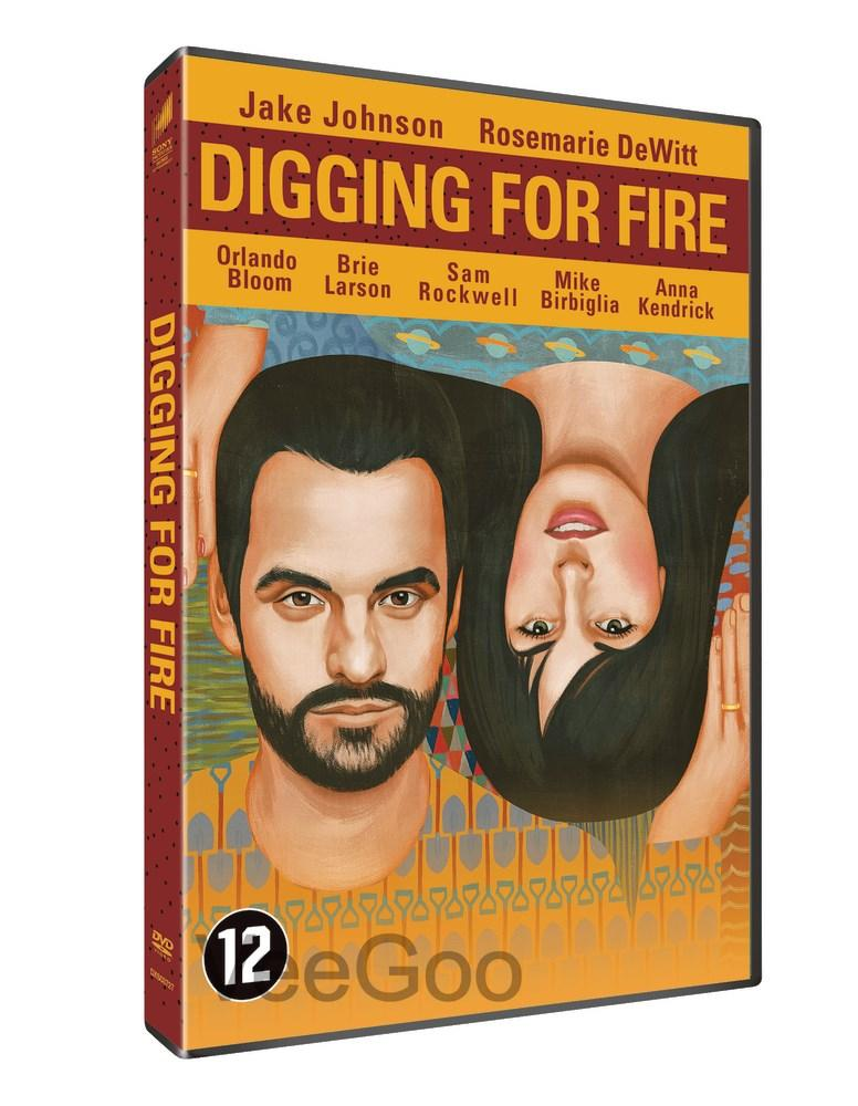 DIGGING FOR FIRE DVD (NC16/C3)