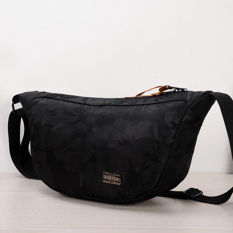 Shoulder Bag Mens Messenger Bag Japanese-Style Street Fixed Gear Messenger Bag Simple College Pannier Bag Fashion By Taobao Collection.