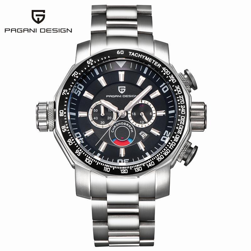 Price Pagani Design Luxury Brand 30M Waterproof Military Watches Men Multi Function Sports Quartz Watch Reloj Hombre Relogio Masculino China