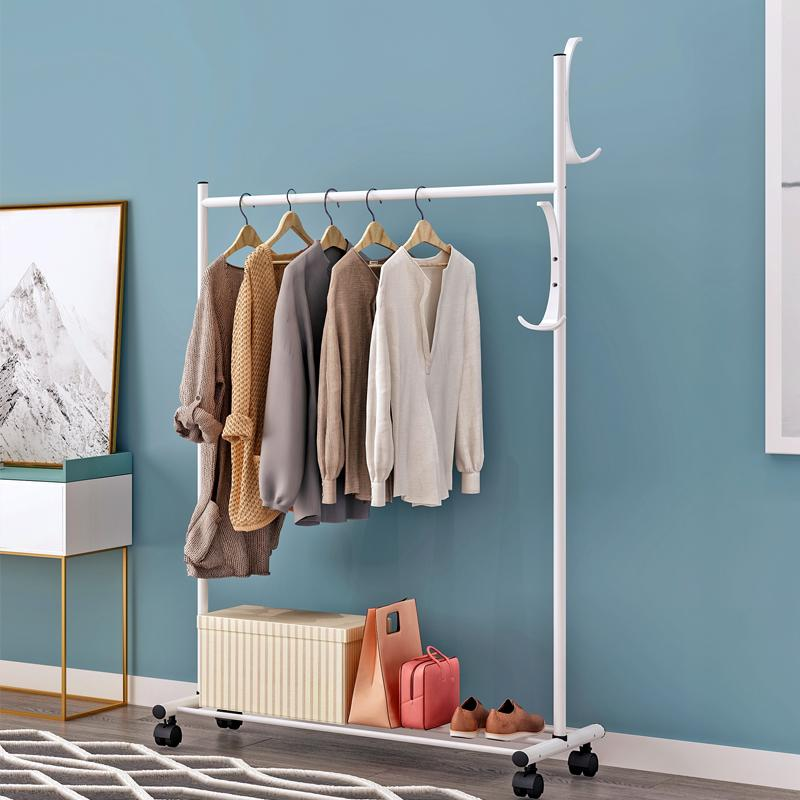 Shome nuo Landing Bedroom Clothes Rack Hallstand