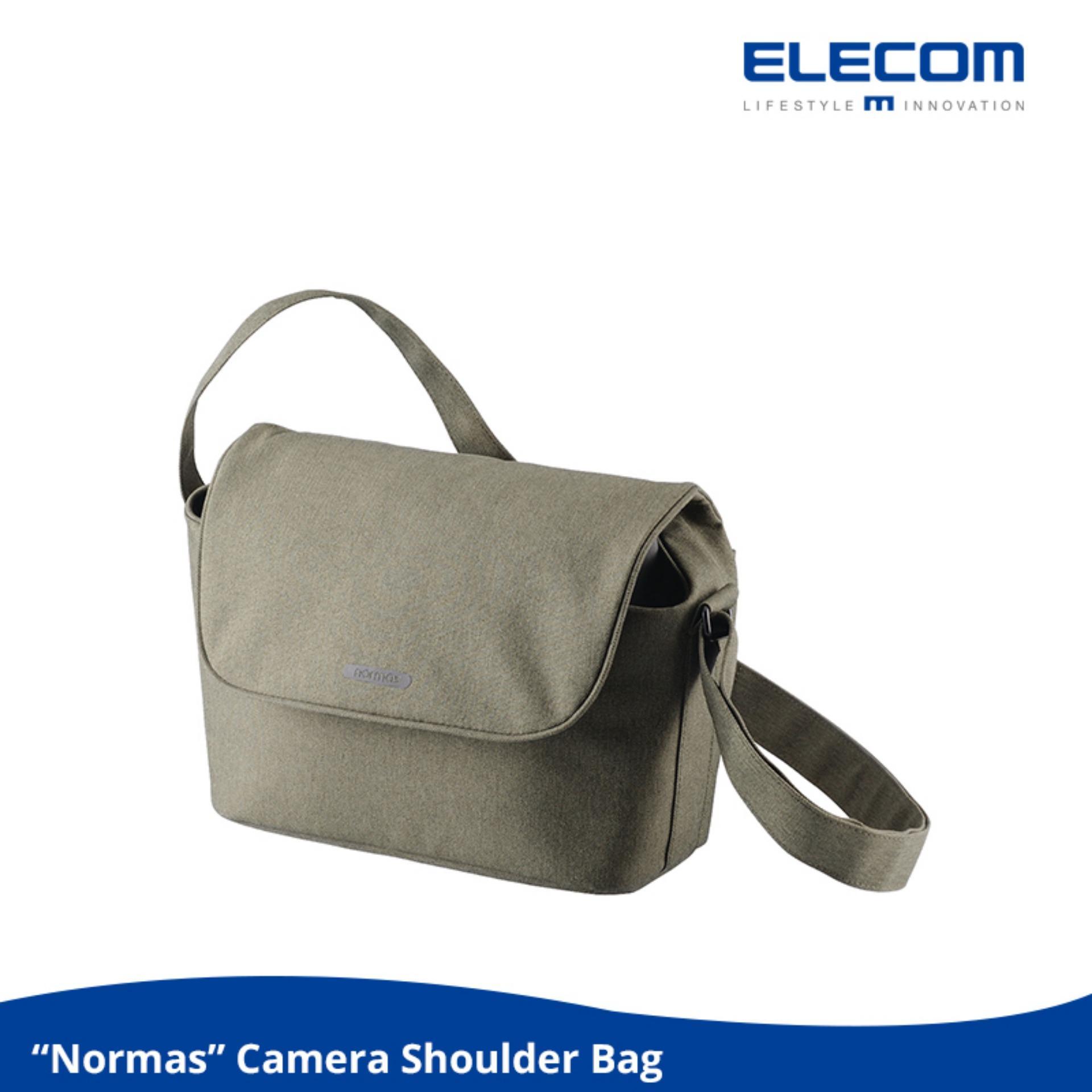 Cheap Elecom Normas S031 Camera Shoulder Bag For Single Lens Reflex Camera