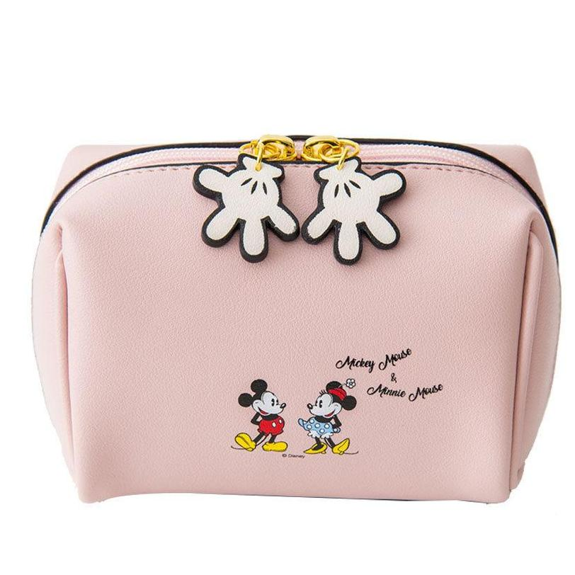 9d7de28841 COLORS by Jennifer Sky Disney Collections Mickey Mouse Minnie Mouse Small  Pouch