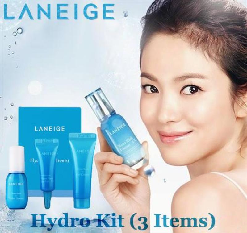 Buy *Ariez* Laneige Water Bank Hydro Kit (3 Items) (Korea Skincare Travel Sample) Singapore