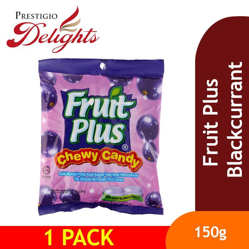 Fruit Plus - Blackcurrant By Prestigio Delights.