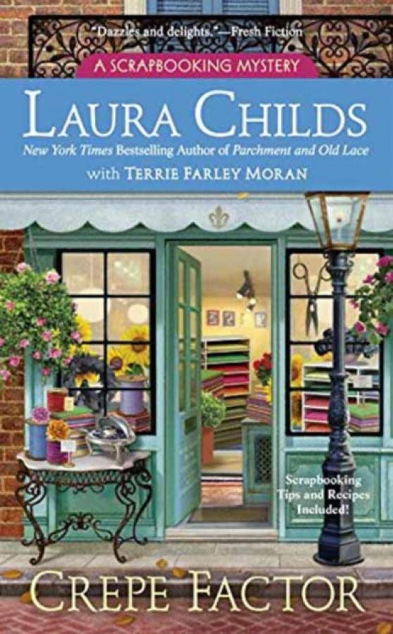 Crepe Factor (Author: Laura Childs, ISBN: 9780425266717)