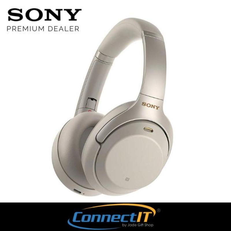 [Pre-Order] Sony Singapore WH-1000XM3 Bluetooth Over-Ear Noise Cancelling Headphones - Delivery on 24th Sep Singapore