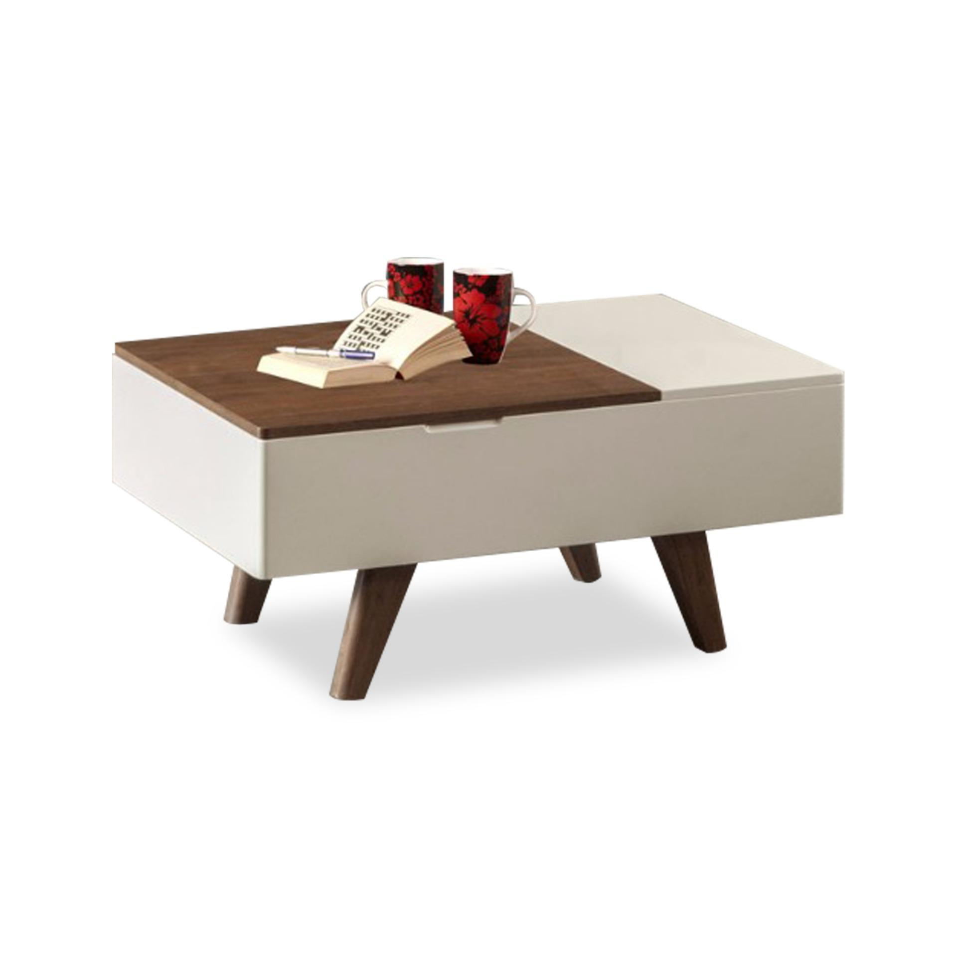 Alix Lift-Up Coffee Table (FREE DELIVERY)(FREE ASSEMBLY)