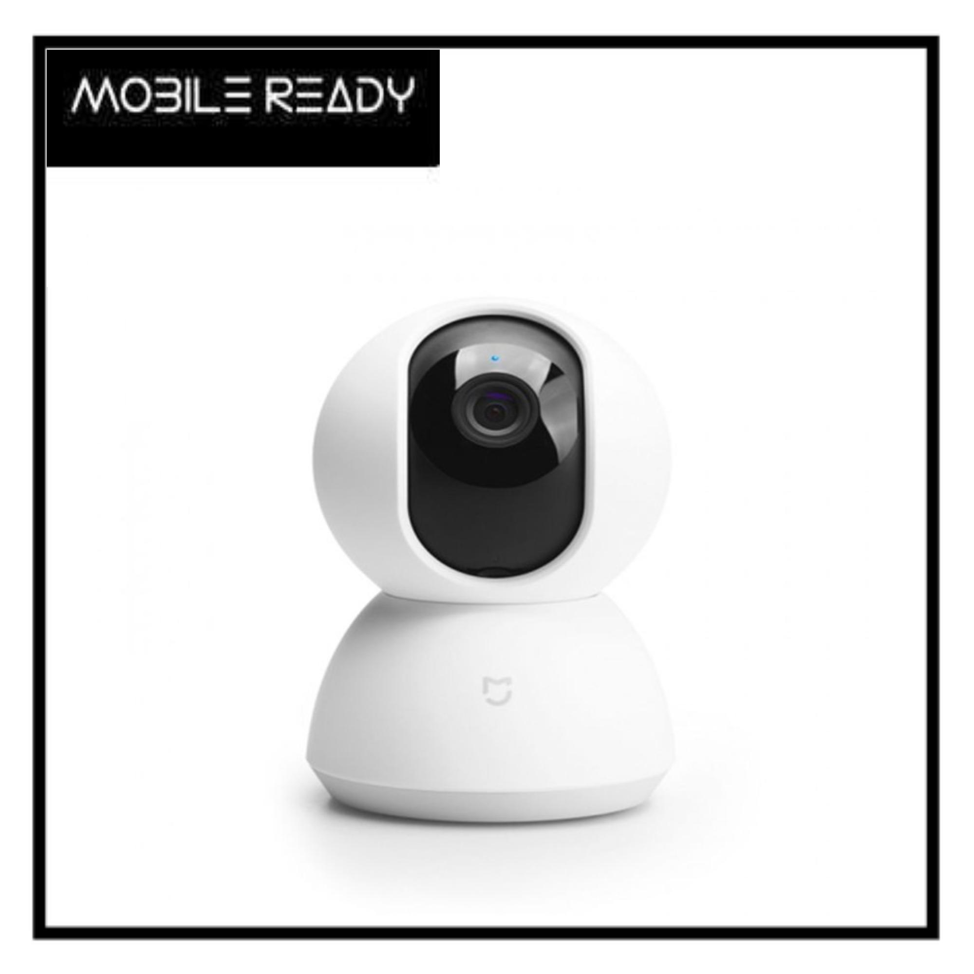 2018 Mi Mijia Smart Ip Home Security Camera 360° 1080p By Mobile Ready.