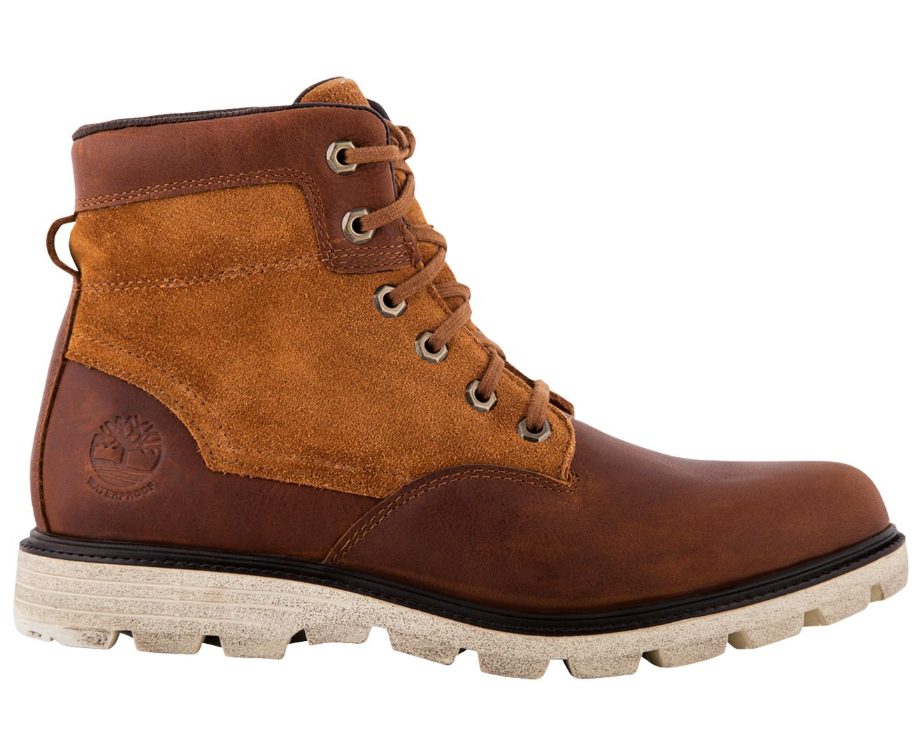 Timberland Men's Walden 6 Inch Park Boot Brown
