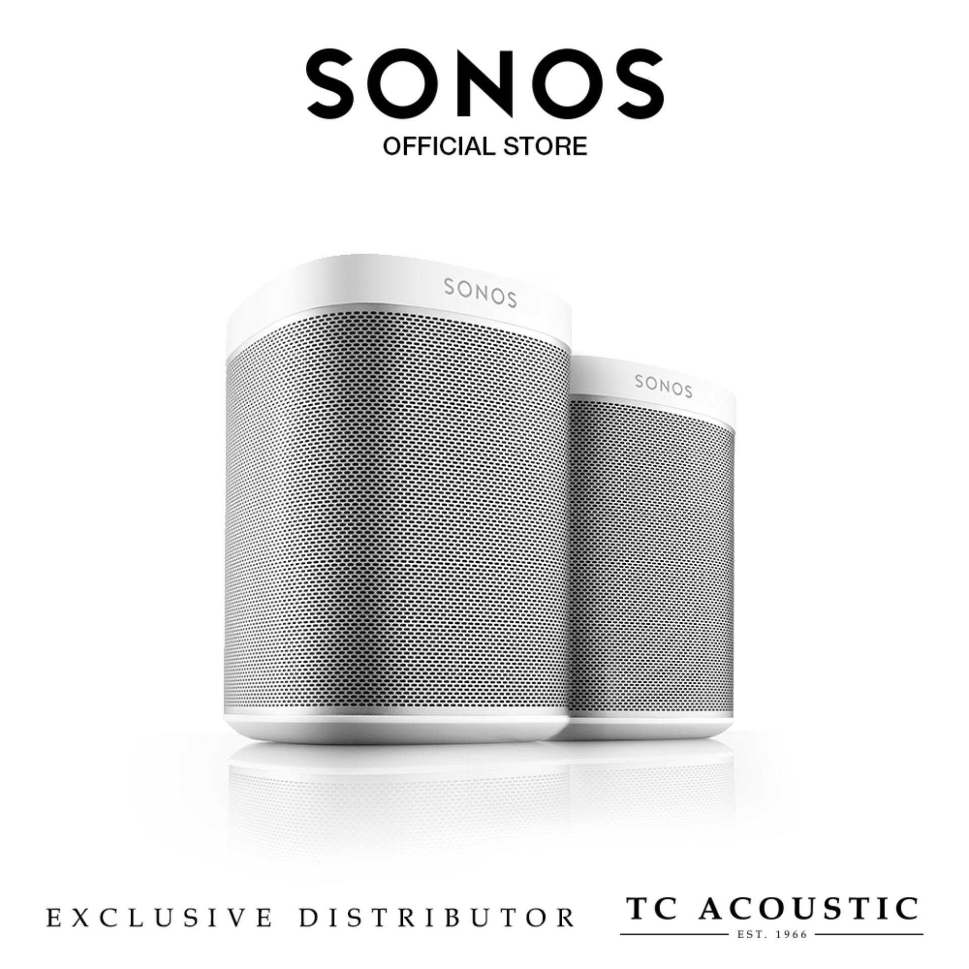 Sonos Play:1 Stereo Pair By Sonos Official Store.