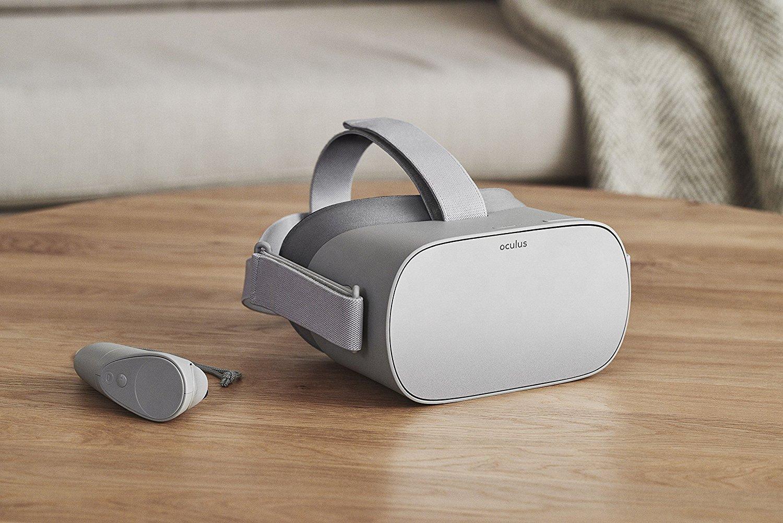 Buy Virtual Reality Wearable Tech Vr Box Plus Remote Bluetooth Oculus Go Standalone Headset 64gb
