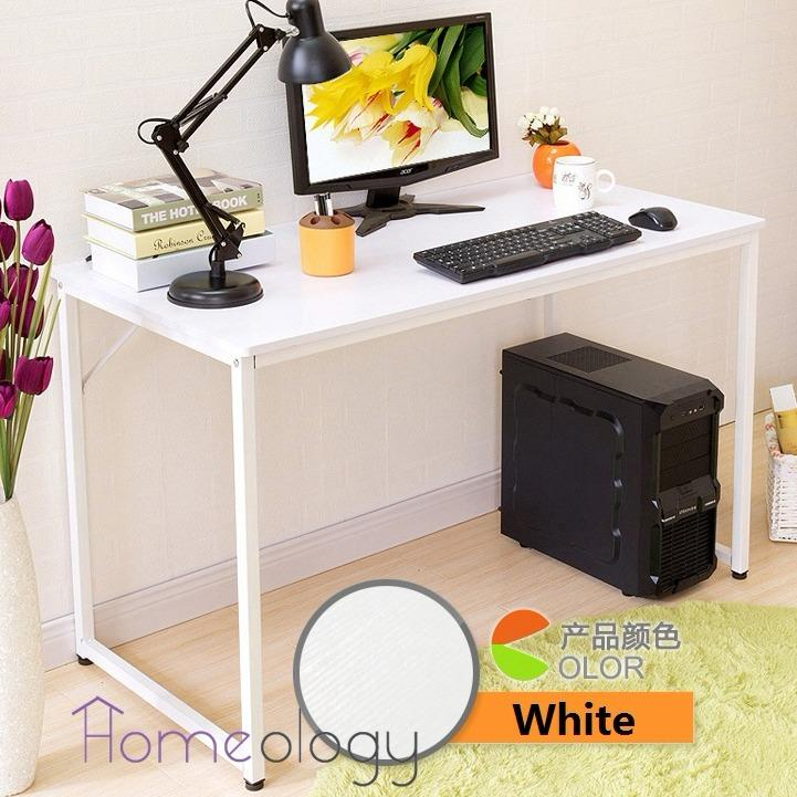 Purchase 100 60 73Cm Computer Study Table White Online