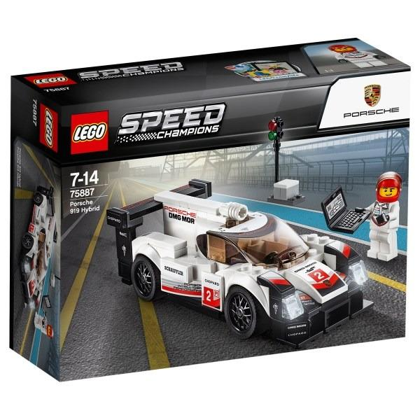 Sale Lego 75887 Speed Champions 2018 4 On Singapore