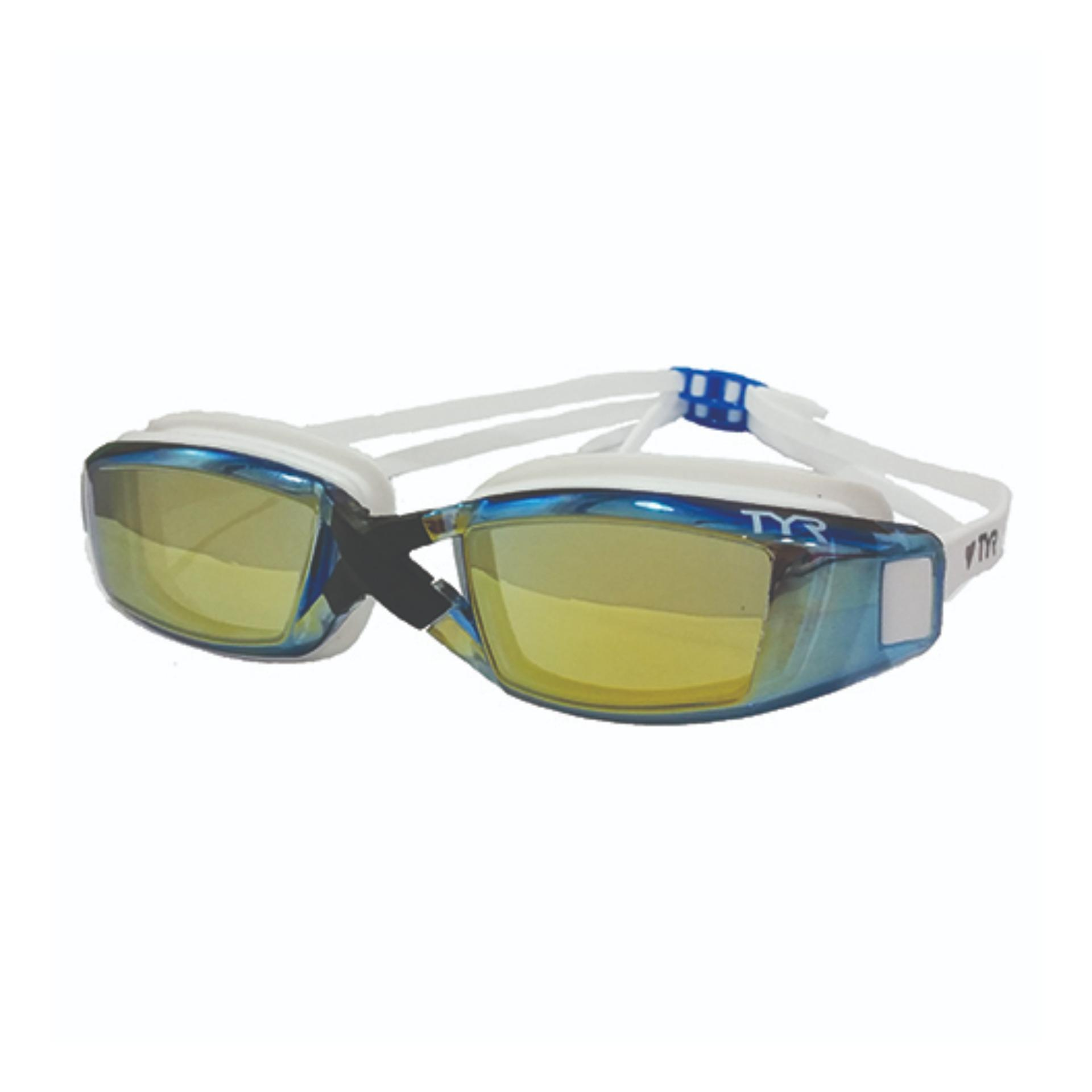 Buy Tyr Inferno Metallised Goggles Tyr