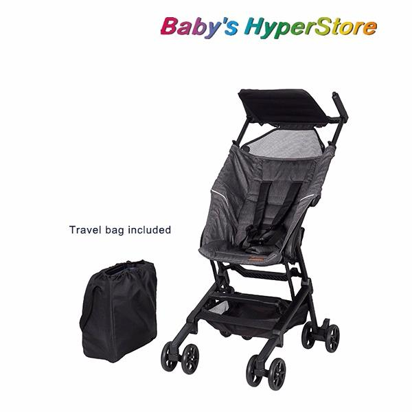 Great Deal Beblum Micro Stroller Black