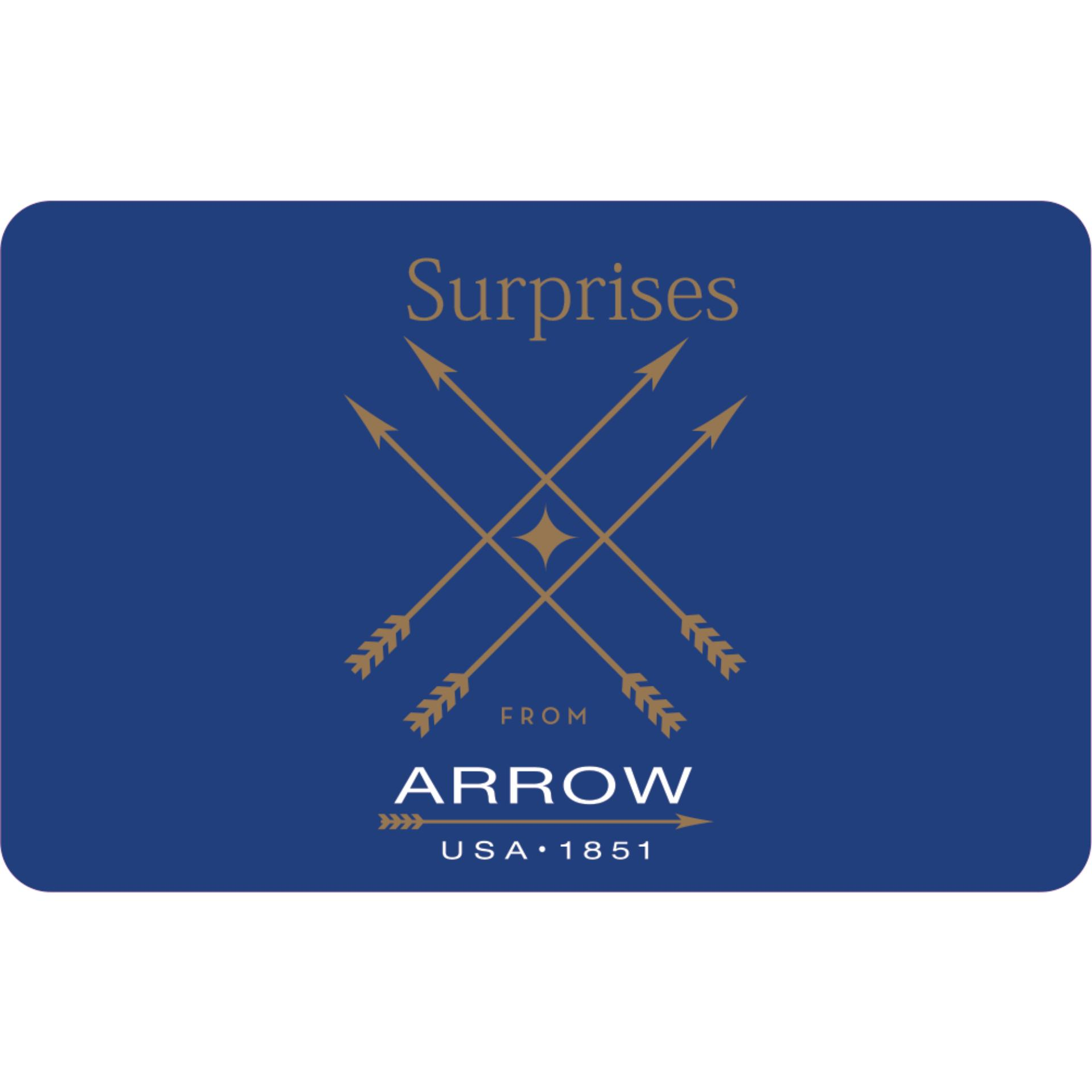 Arrow Digital Gift Cards: Rs. 4005 By Qwikcilver Store.