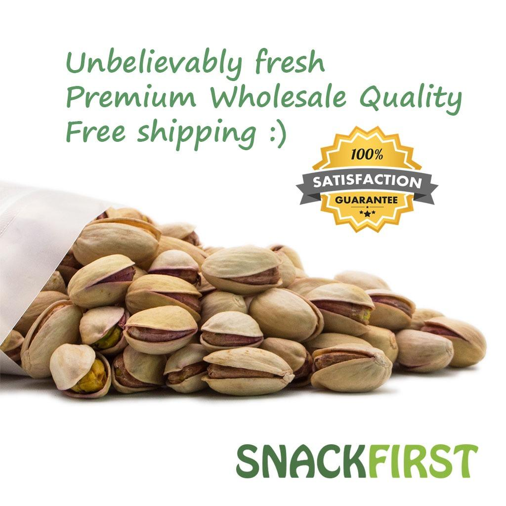 Baked Pistachios - 1kg (Fresh and Crunchy!)