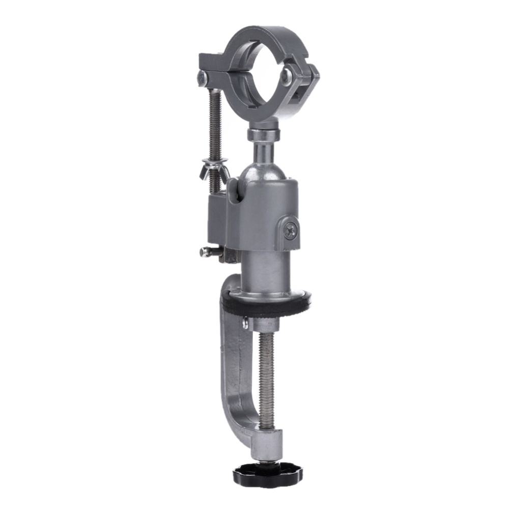 360/° Rotating Grinder Electric Drill Stand Holder Bracket Clamp for Wood Working Electric Drill Stand