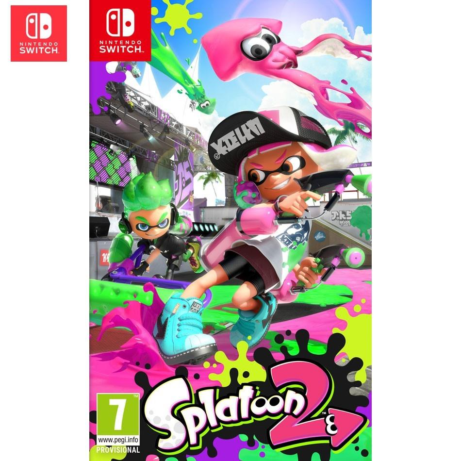 Who Sells The Cheapest Nintendo Switch Splatoon 2 Us R1 Online