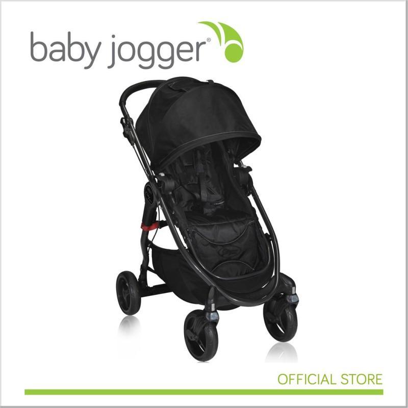 Baby Jogger City Versa Collection BLACK Singapore