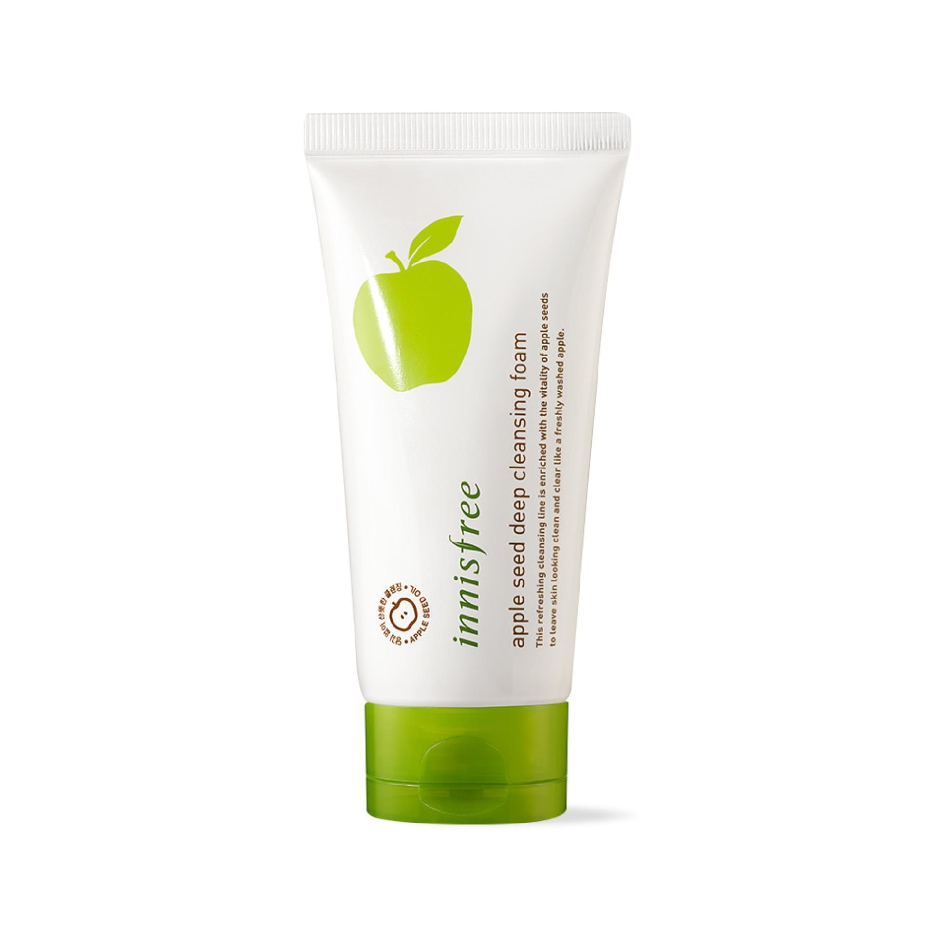 Where To Buy Innisfree Apple Seed Deep Cleansing Foam 150Ml